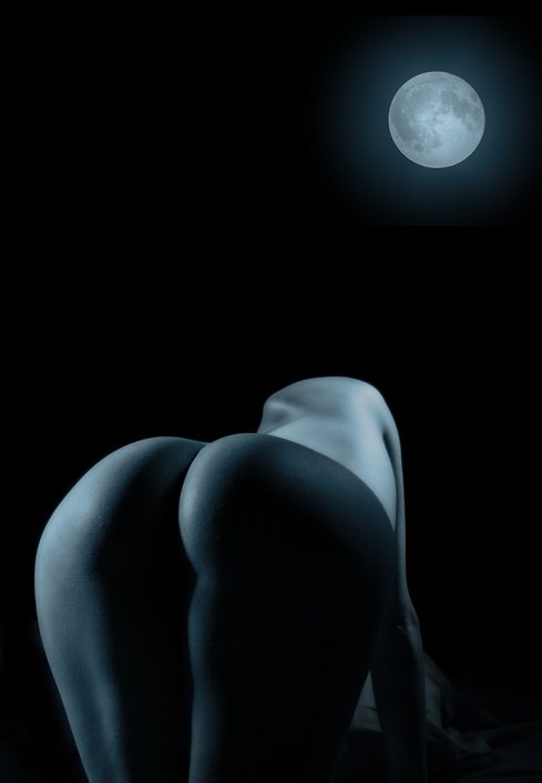 'Blue Moon' (c) Max Operandi, 2012