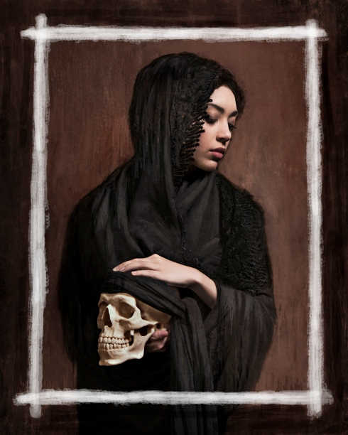 BEHANCE_mantilla_and_skull_2